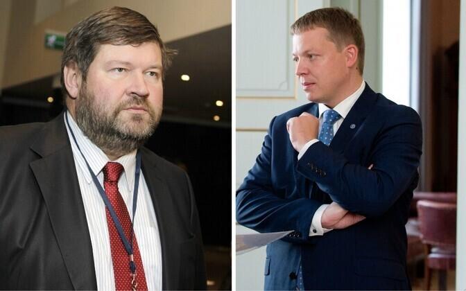 Mart Nutt ja Mait Palts