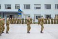 Scoutspataljoni juhtimise võttis üle major Tarmo Kundla.