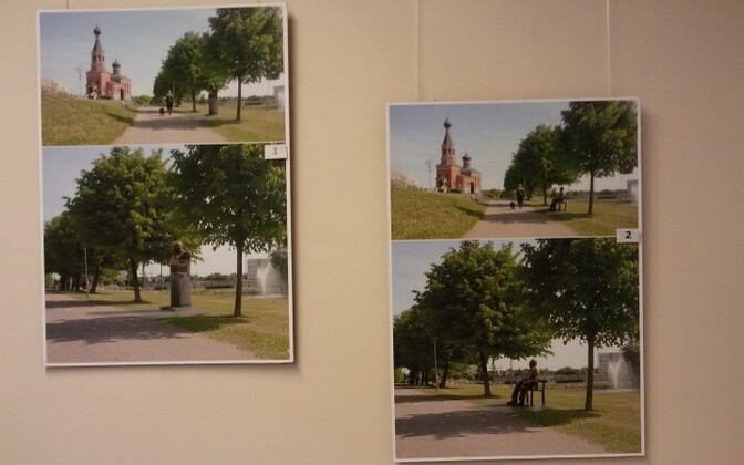 Выставка эскизов открыта для ознакомления.