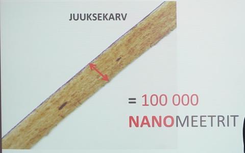Nanomeeter.