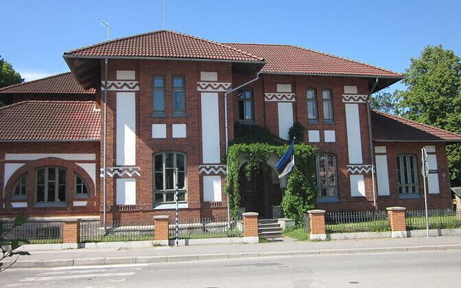EÜS maja Tartus.