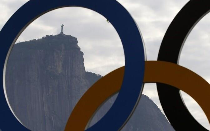 На Игры в Бразилию сборная Эстонии отправилась в роли аутсайдера.