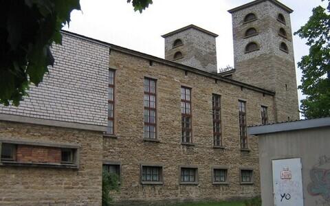 Spordihoonena kasutusel olev Rakvere Pauluse kirik.