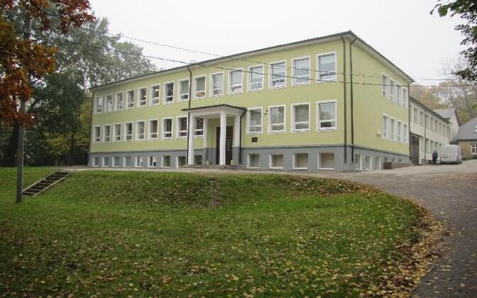 Järva-Jaani gümnaasium.