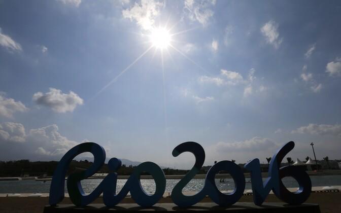 Olümpiamängud kestavad Brasiilias Rio de Janeiros 5.-21. augustini.
