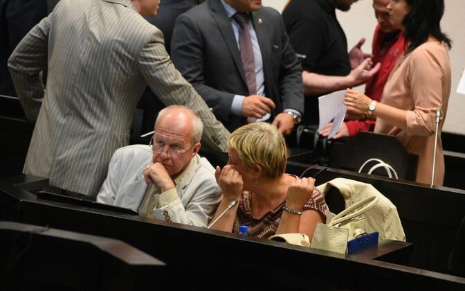 Судебный процесс по делу о группировке Ассара Паулуса.