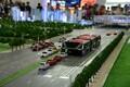 Pekingis 20. mail esitletud hiidbussi mudel.