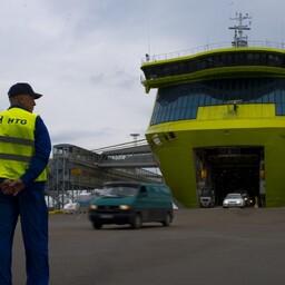 Порт Хельсинки.