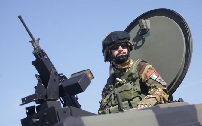 Itaalia sõdur.