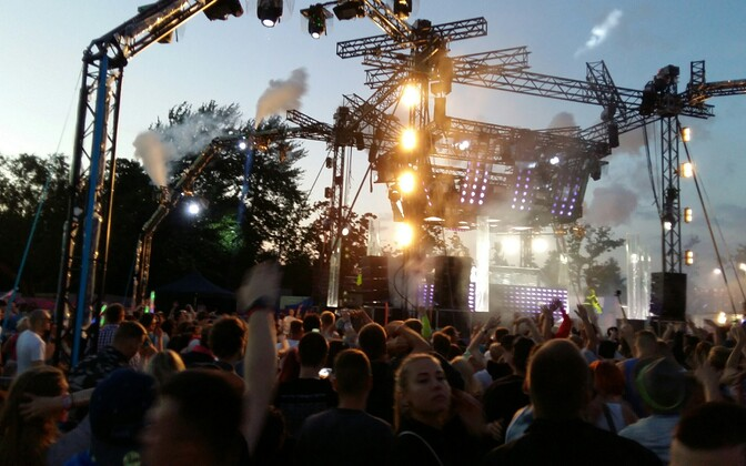 Weekend Festival Baltic 2016