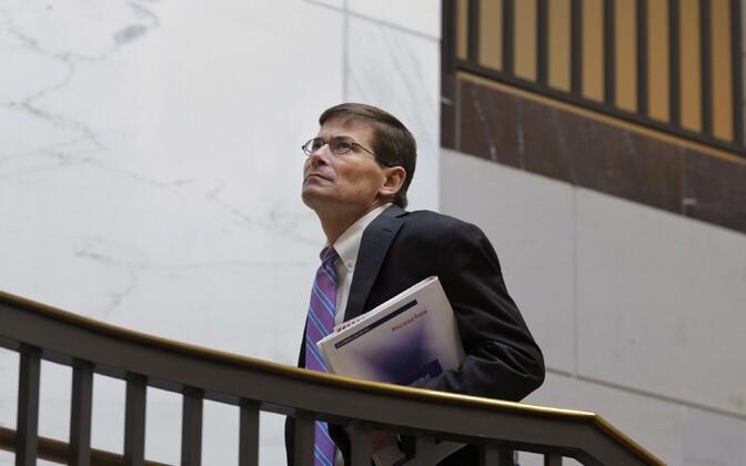 CIA endine juht Michael Morell 2012. aastal.
