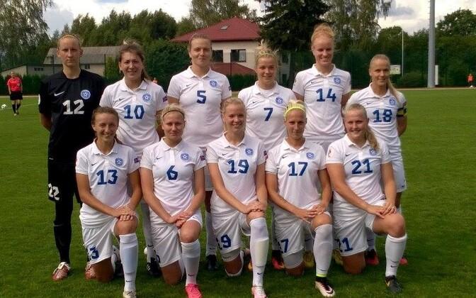 Naiste jalgpallikoondis