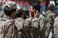 Pommiplahvatus Pakistanis Quetta linna haiglas.