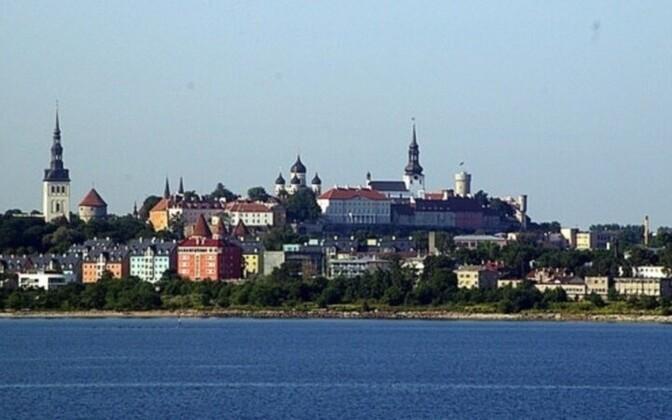 Таллинн. Иллюстративное фото.