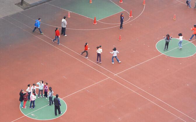 Kui lastele teha vahetunni ajal aktiivseid pallimänge, kasvab nende füüsiline aktiivsus kümnendiku jagu.