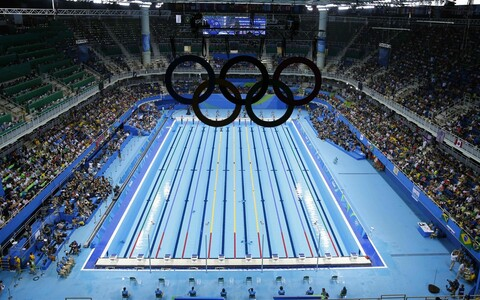 Rio ujumisbassein