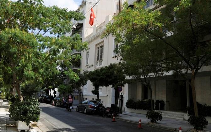 Türgi suursaatkond Ateenas.