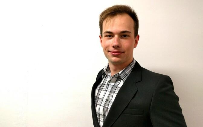 Dauri Pashkovski on Eesti Õpilasesinduste Liidu avaliku poliitika valdkonna juht.