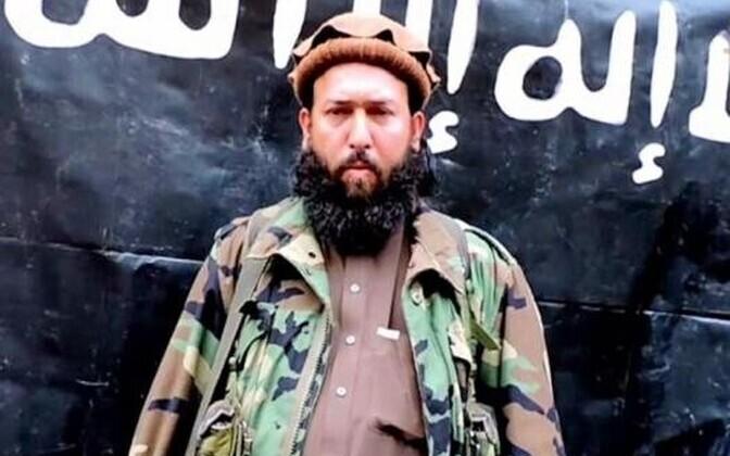 Äärmusrühmituse ISIS liider Pakistanis ja Afganistanis Hafiz Saeed propagandavideos.