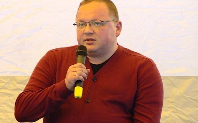 Специалист по международному праву Алексей Корнилов.