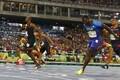 Usain Boltist sai 100 meetri jooksu kolmekordne olümpiavõitja