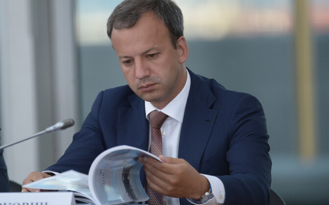 Venemaa asepeaminister Arkadi Dvorkovitš.