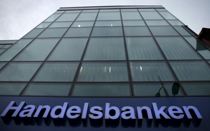 Handelsbankeni hoone.