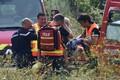 Rongiõnnetuse sündmuskoht Lõuna-Prantsusmaal.