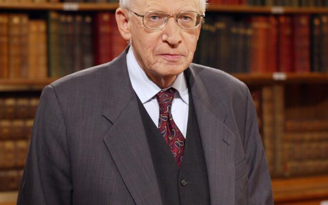 Ernst Nolte 2002. aastal debatil Pariisis.