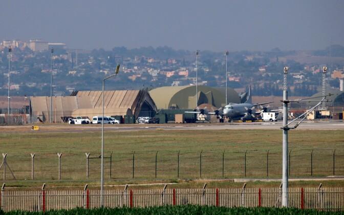 Incirliki õhuväebaas Türgis.