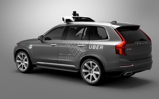 Rootsi Volvo hakkab koos Uberiga juhita autot arendama.