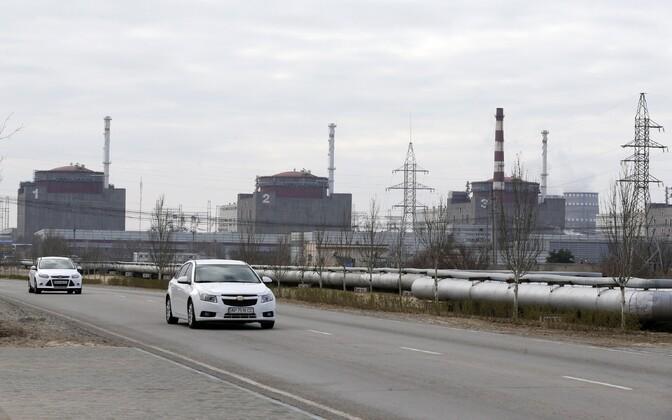 Zaporižžja tuumaelektrijaam.