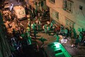 Pommiplahvatus Türgis Gaziantepi linnas.