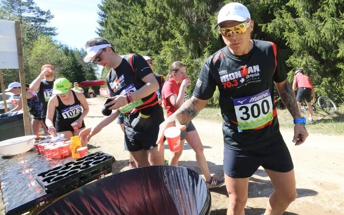 Tanel Padar Ironman võistlusel