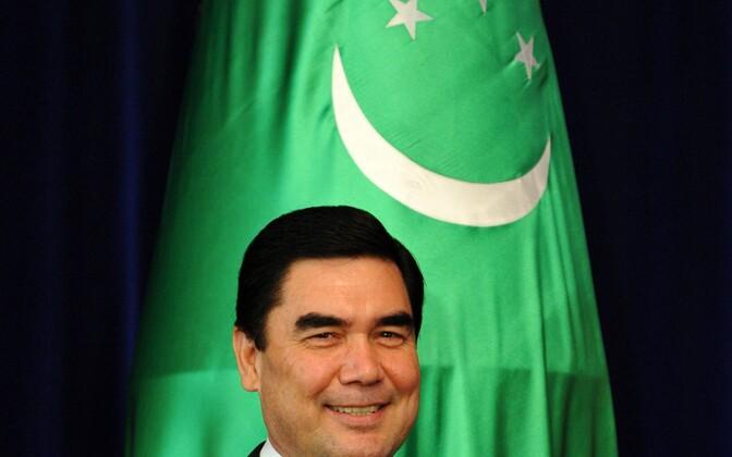 Gurbangulõ Berdõmuhhamedov