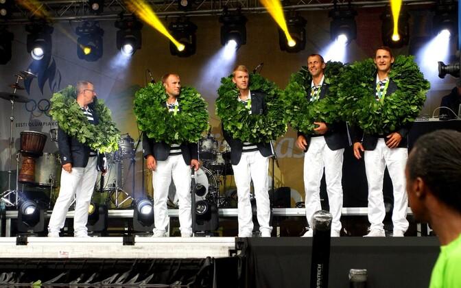 Sõudmise Eesti neljapaat