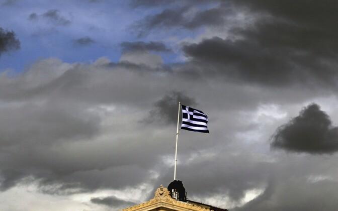 Kreeka lipp.