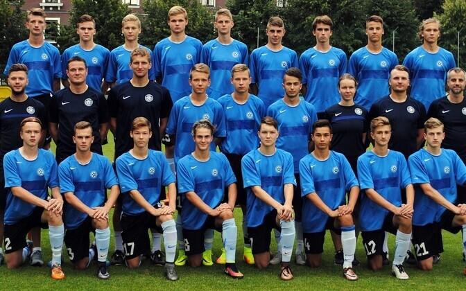 a47ffaac5a9 U-17 Eesti jalgpallikoondis sõidab UEFA sõprusturniirile | Jalgpall ...