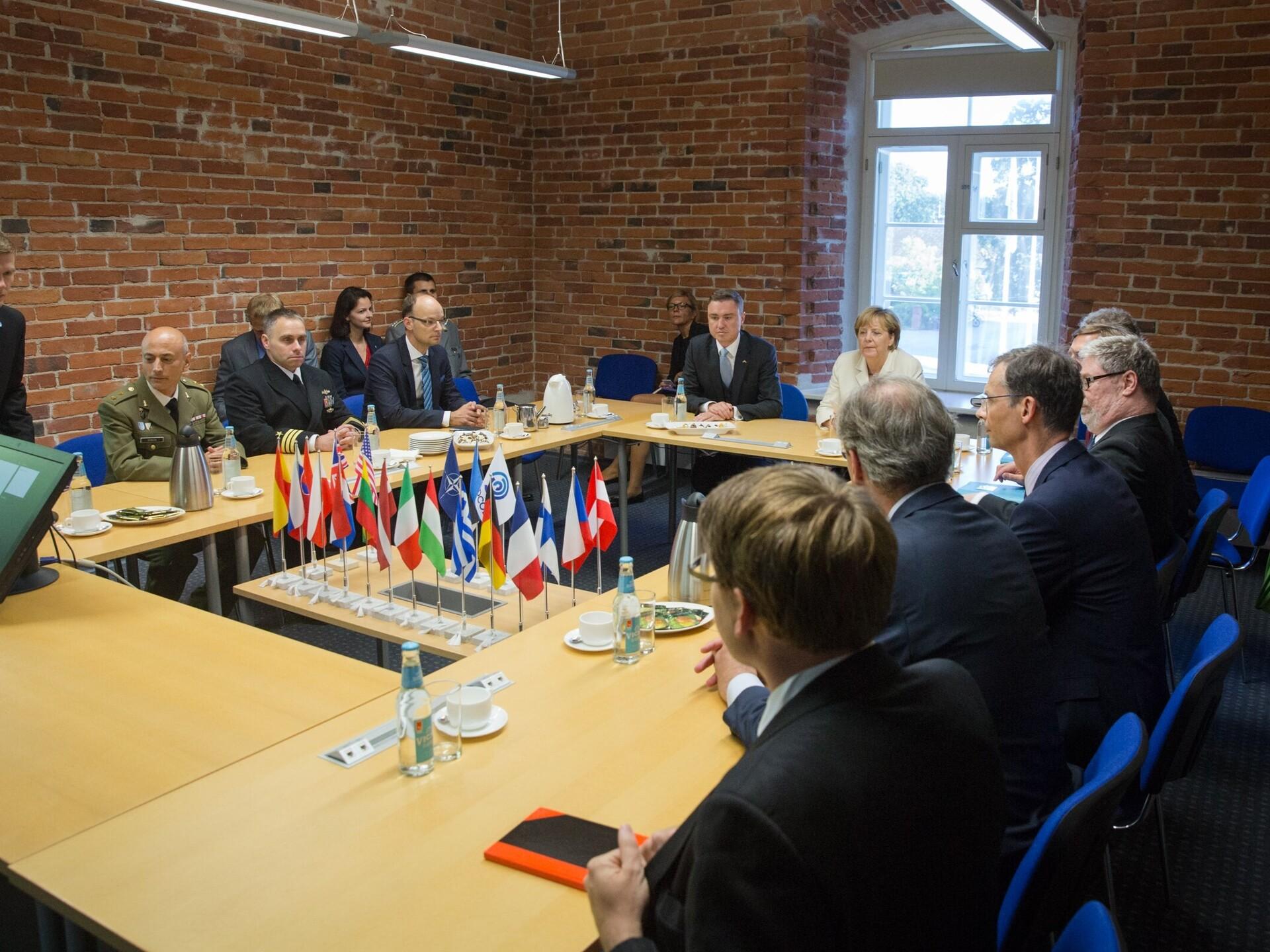 Merkel briefed on recent developments in cyber defense   News   ERR