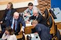 Sotsiaaldemokraadid riigikogus.