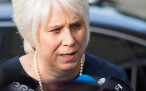 Marina Kaljurand was Estonia's ambassador in Moscow at the time of the Bronze Night riots.