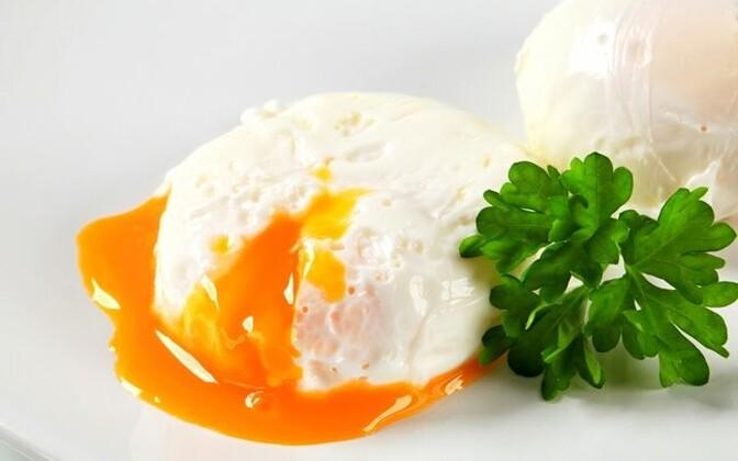 Pošeeritud munad