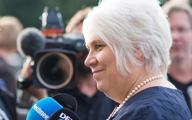 Marina Kaljurand (Independent).