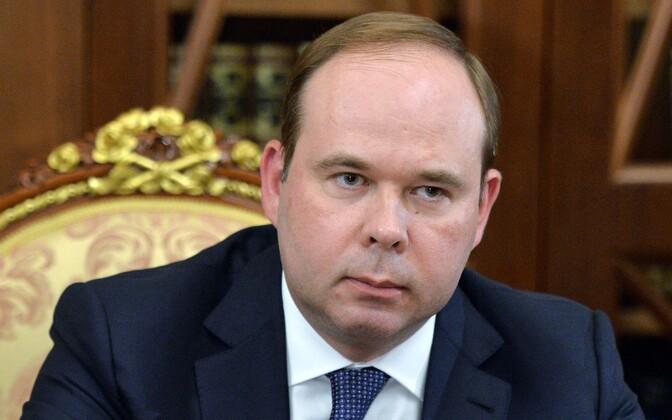 Избирательный штаб Путина возглавит уроженец Эстонии Антон Вайно