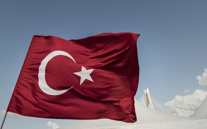 Türgi lipp.