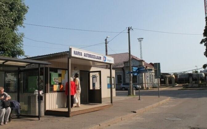 Нарвский вокзал