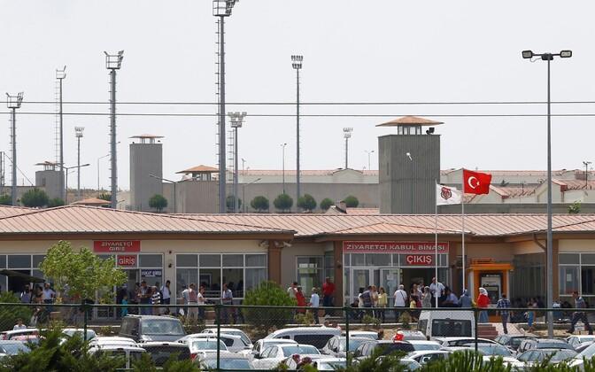Silivri vanglakompleks Istanbuli lähistel.