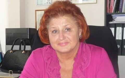 Мэр Кохтла-Ярве Людмила Янченко.