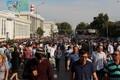 Похороны первого президента Узбекистана Ислама Каримова.