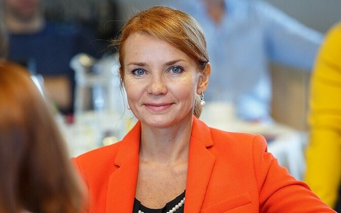 Deputy chairwoman of the Riigikogu's Foreign Affairs Committee, Keit Pentus-Rosimannus.